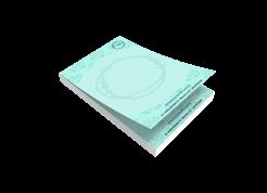 bloco de anotações a7 7x10cm