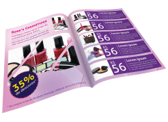 catálogo a6 10x15cm